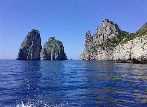 Tour in Barca di Capri